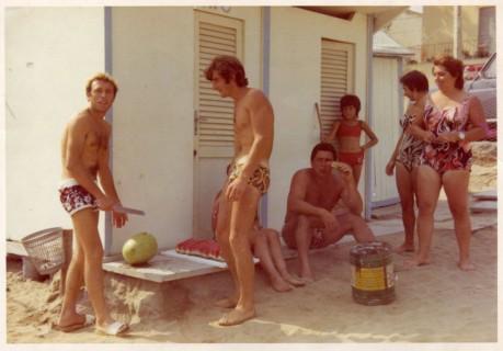 Spiaggia bellaria foto storiche